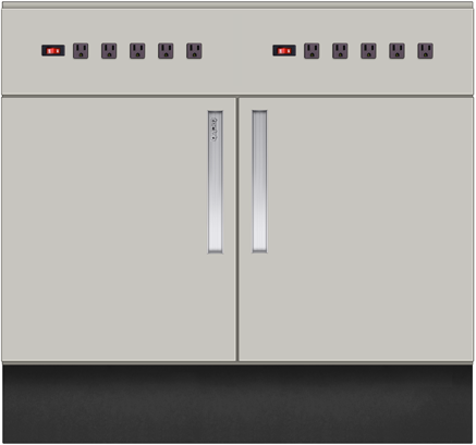 C-3600 Series Base Cabinets