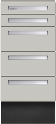 DC-1500 Series Base Cabinets