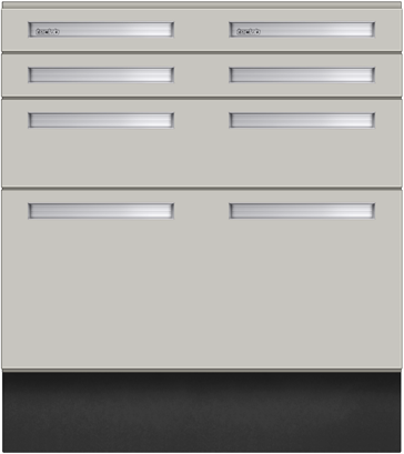DC-3000 Series Base Cabinets