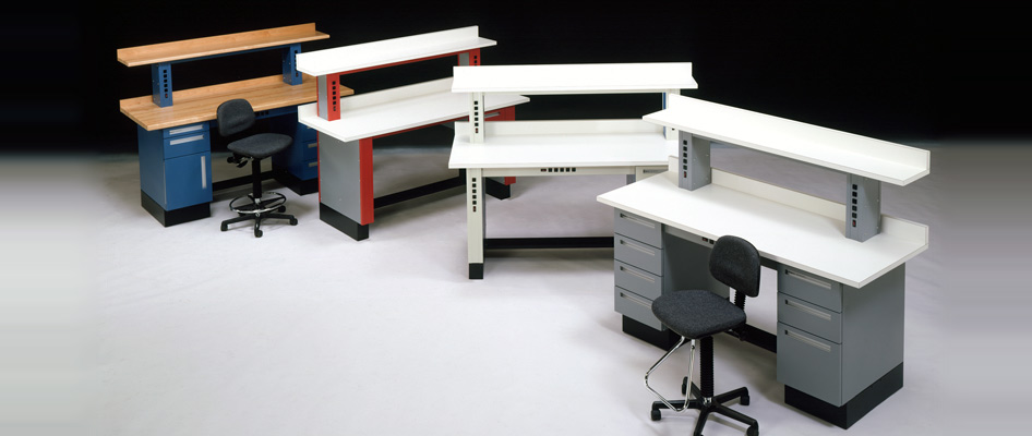 Workbenches by Teclab