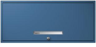Nitro Blue Flipper Door Cabinet