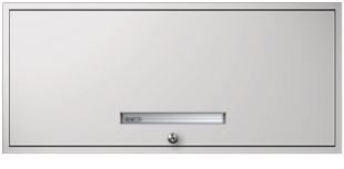 Eggshell Flipper Door Cabinet