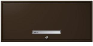 Woodland Brown Flipper Door Cabinet