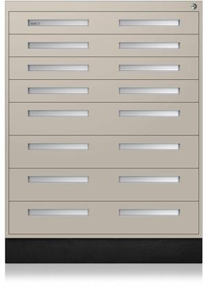 Driftwood Interlocking Cabinet