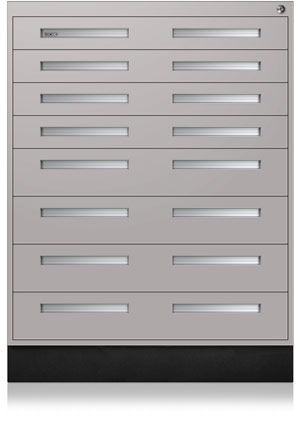 Putty Interlocking Cabinet