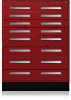 Thermal Red Interlocking Cabinet