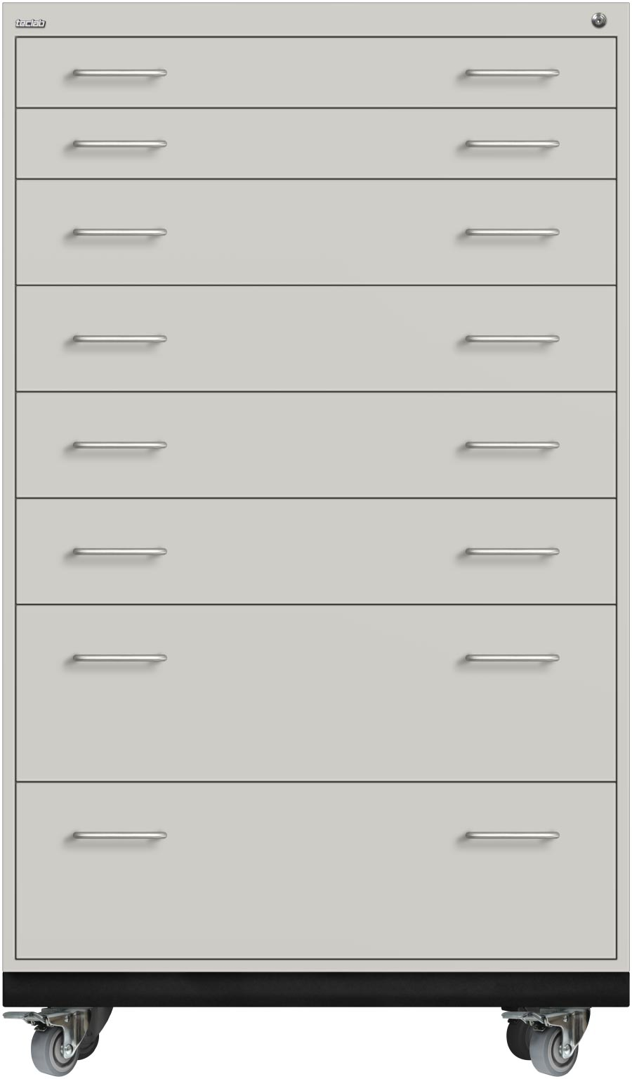 Interlocking Storage Cabinet - MWCI-6004-36