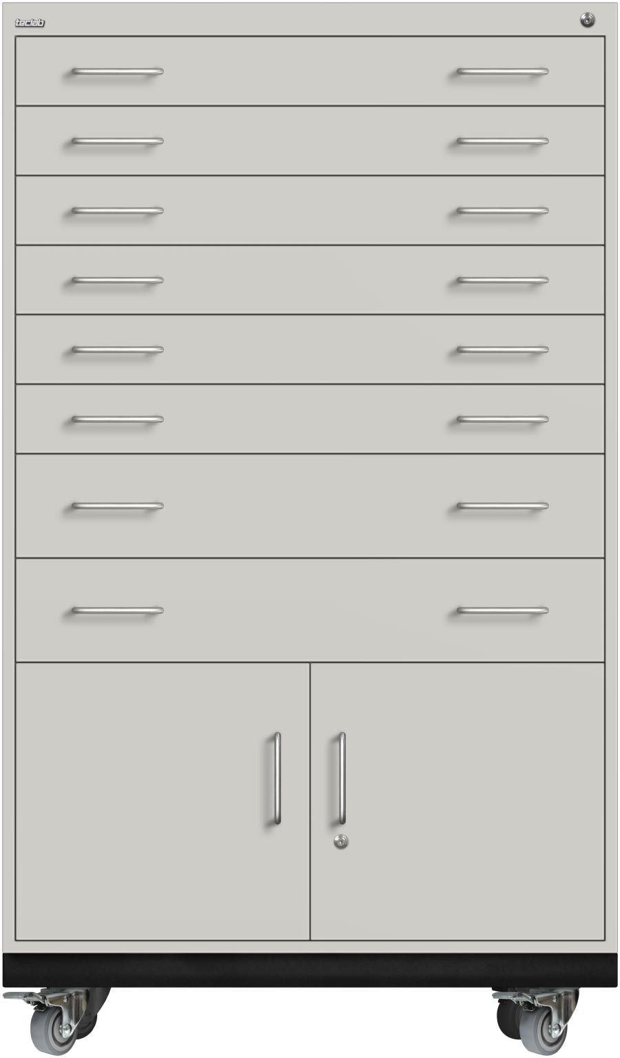 Interlocking Storage Cabinet - MWCI-6006-36