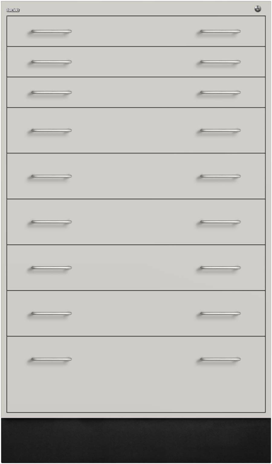 Interlocking Storage Cabinet - WCI-6003-36