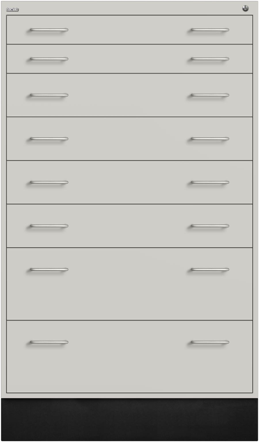Interlocking Storage Cabinet - WCI-6004-36