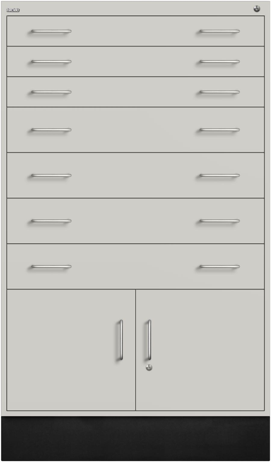 Interlocking Storage Cabinet - WCI-6005-36