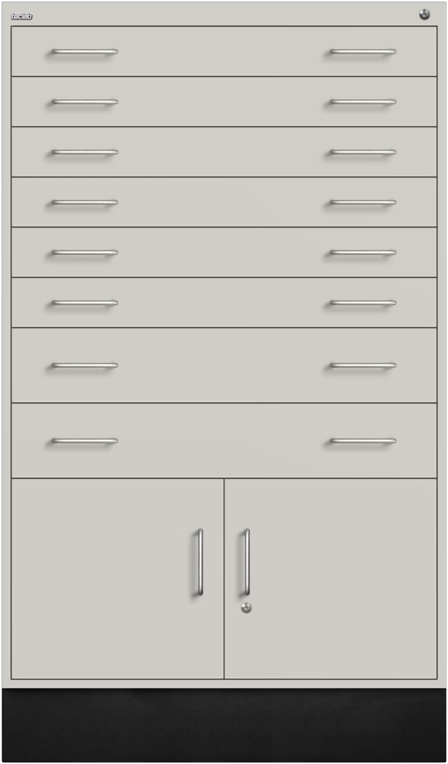 Interlocking Storage Cabinet - WCI-6006-36