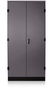 Gunmetal Storage Door Cabinet