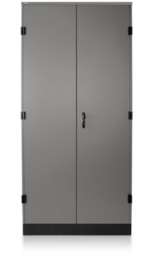Profile Gray Storage Cabinet