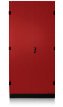 Thermal Red Storage Cabinet