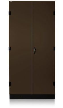 Woodland Brown Storage Cabinet