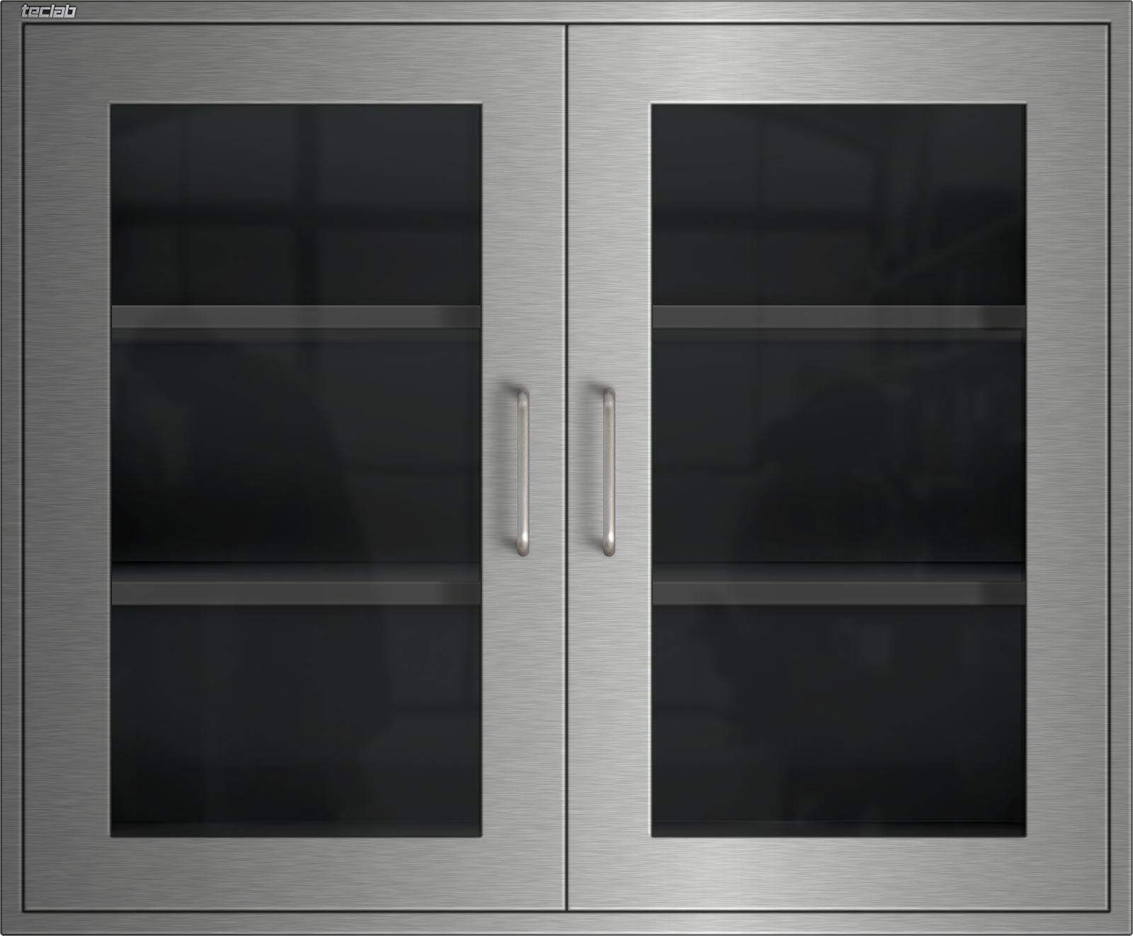 Teclab Stainless Steel Wall Cabinet