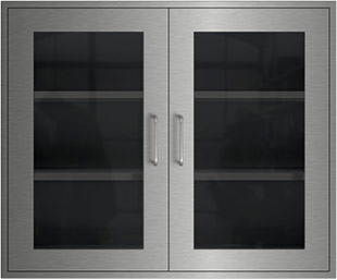Stainless Steel Wall Cabinet